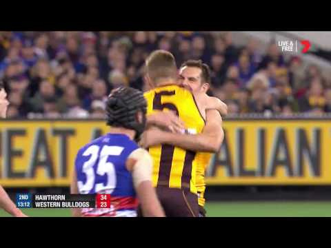 Semi-Final AFL - Hawthorn v Western Bulldogs Highlights