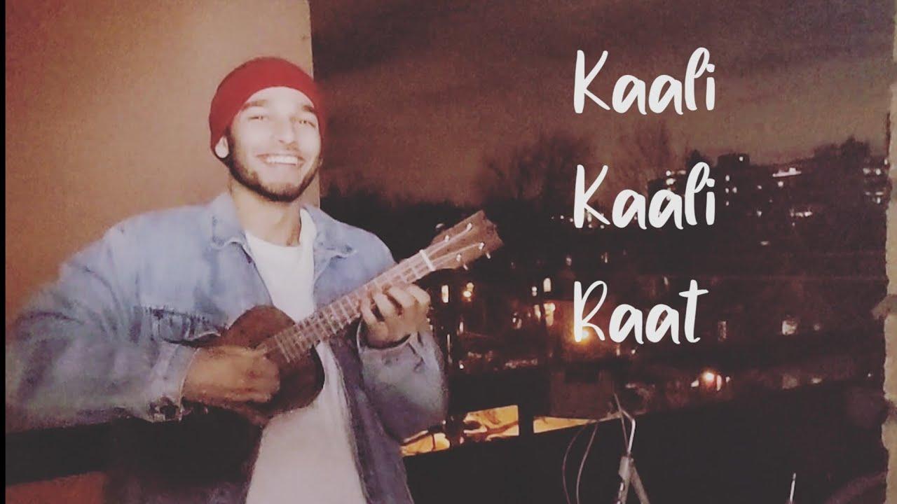 Just Prince - kaali kaali raat [Official Music Video]