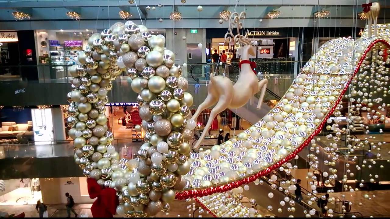 Christmas decorations 2014 - Christmas Decorations Singapore 2014