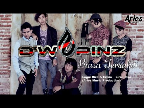 D'wapinz Band - Biasa Tersakiti (Official Lirik Video)