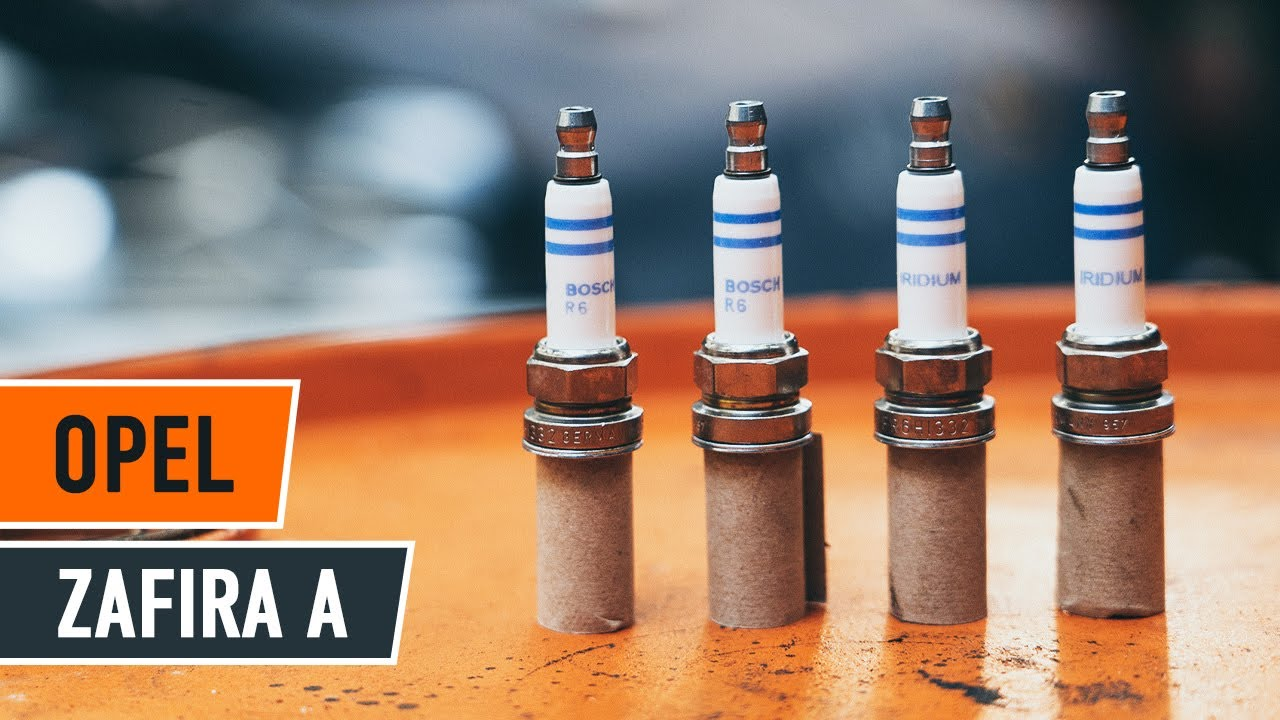 Schemi Elettrici Opel Insignia : Come sostituire candela di accensione su opel zafira a tutorial