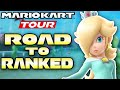Mario Kart Tour - Is F2P 10,000+ Possible in Cheep Cheep Lagoon?  ROAD TO RANKED!
