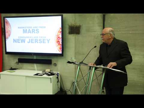 Bob Hoffman - Marketers are from Mars