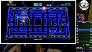 Pac-Man Championship Edition 2 Speedrun: 228 Stars (2:35:58.63) [WR]