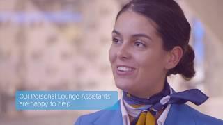 KLM Non-Schengen Crown Lounge 52