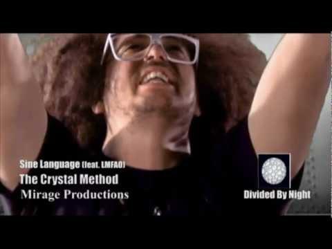 Sine Language  The Crystal Method feat, LMFAO