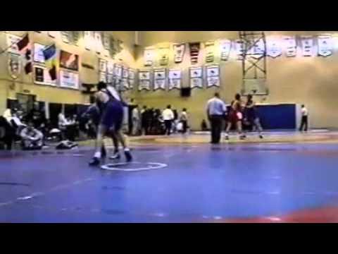 2004 Queens Open: 72 kg Jamie Gillman vs. Eric MacKinnon