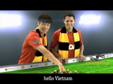 Assassins Creative | Manchester United and Beeline Score Big in Vietnam…!