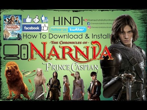 How To Download & Install The Chronicles Of Narnia Prince Caspian In HINDI