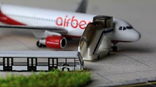 Modelairport | A Stop motion movie