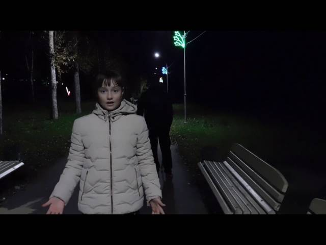 Изображение предпросмотра прочтения – ПолинаБогданова читает произведение «Слепой (Люблю встречать на улице…)» В.Я.Брюсова