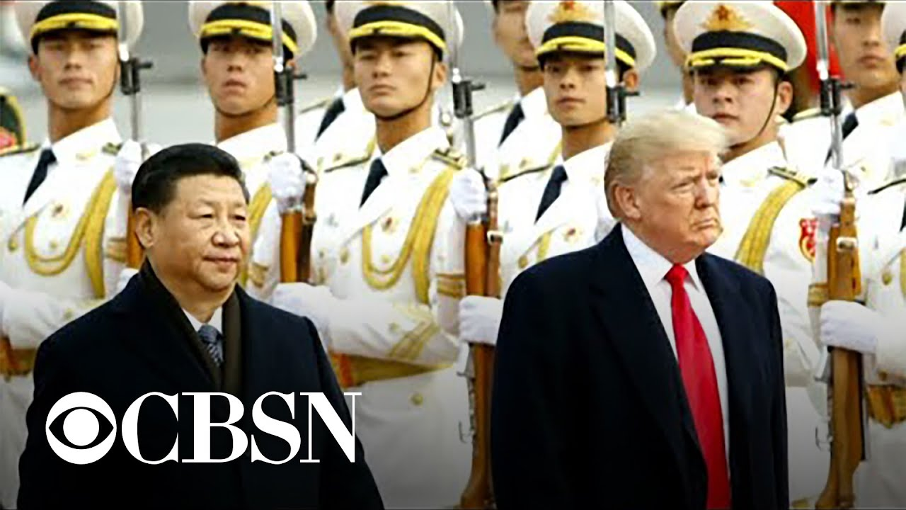 Trump raises tariffs on Chinese imports