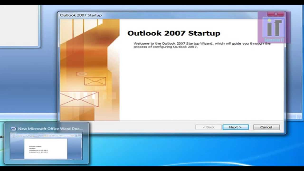 download microsoft office outlook 2007 free full version