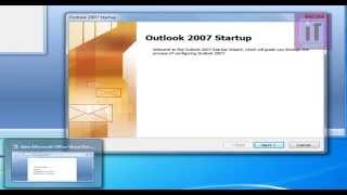 How to configure Micr๐soft Office outlook 2007