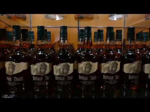 Buffalo Trace Distillery Hard Hat Tour