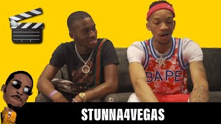 STUNNA 4 VEGAS INTERVIEW on North Carolina, Da Baby, before the fame - KICKIN' IT WITH GUCCI P - EP1