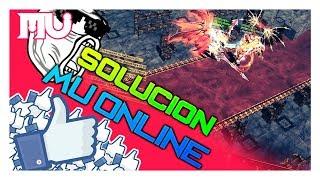 SOLUCIÓN MU ONLINE NO ABRE!!