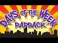 Days of the Week Rap Back | Learn the Days of the Week | Jack Hartmann