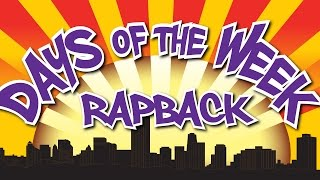 Gambar cover Days of the Week Rap Back | Learn the Days of the Week | Jack Hartmann