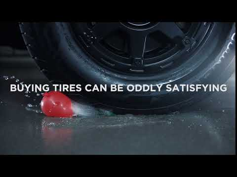 Tire Therapy Quick Hit: Popping Water Balloons