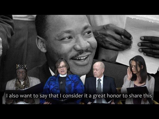 Beyond Vietnam: A Time to Break the Silence (Martin Luther King Jr.)