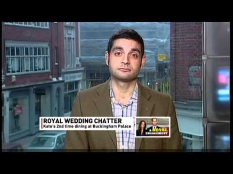 Royal Engagement 2010 - A Canadian View