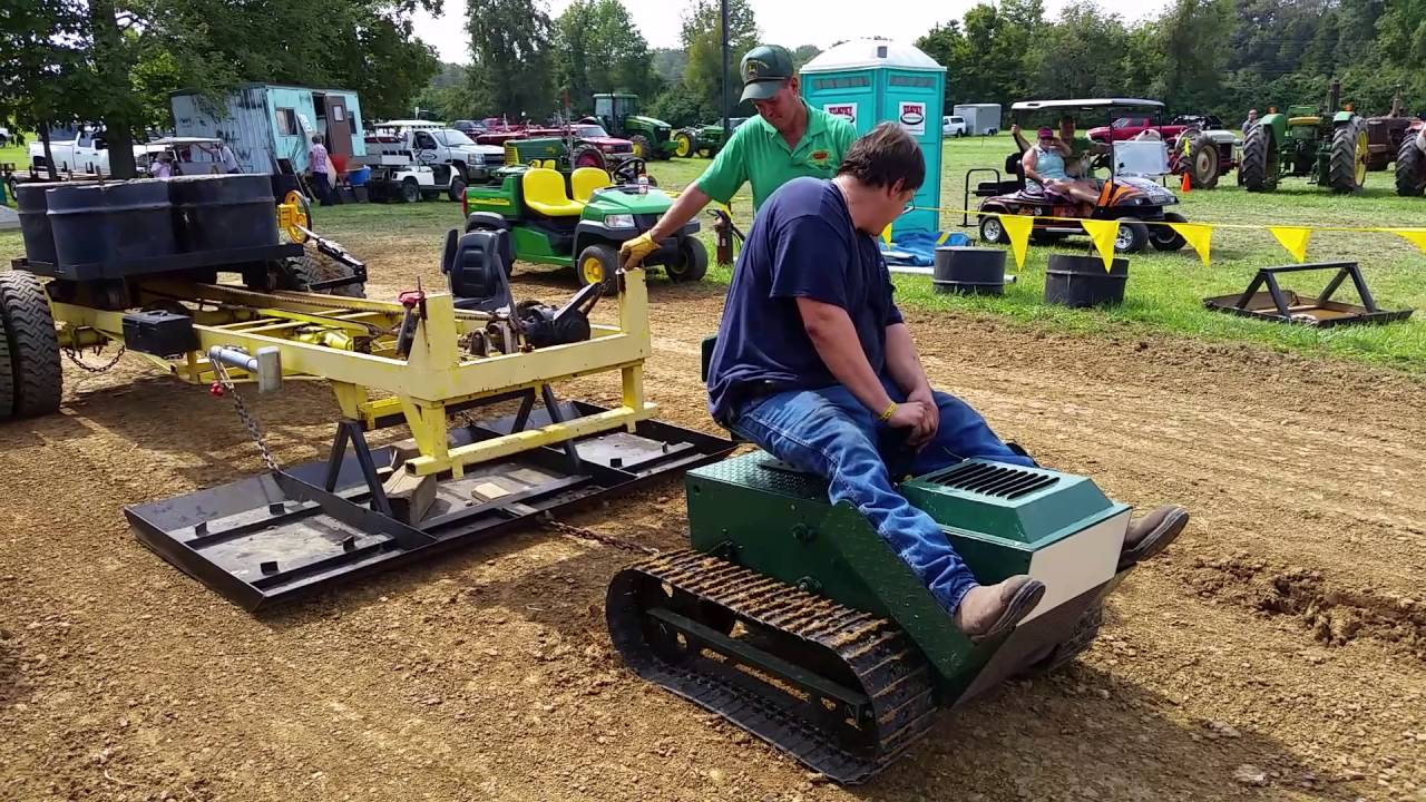 How To Build Garden Tractor Pulling Sled Best Garden In The World 2017