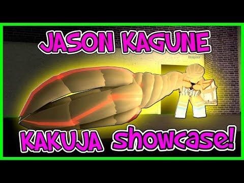 Ro-Ghoul - Jason Kagune & Kakuja Showcase !