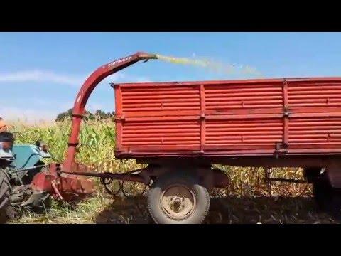 Siliranje Kukuruza Potinger Jednoredni Dobri Do