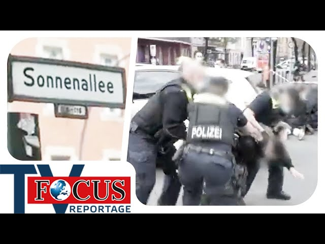 Sozialer Brennpunkt Berlin-Sonnenallee: Kultur-Clash, Gewalt & Kriminalität im Alltag | Focus TV