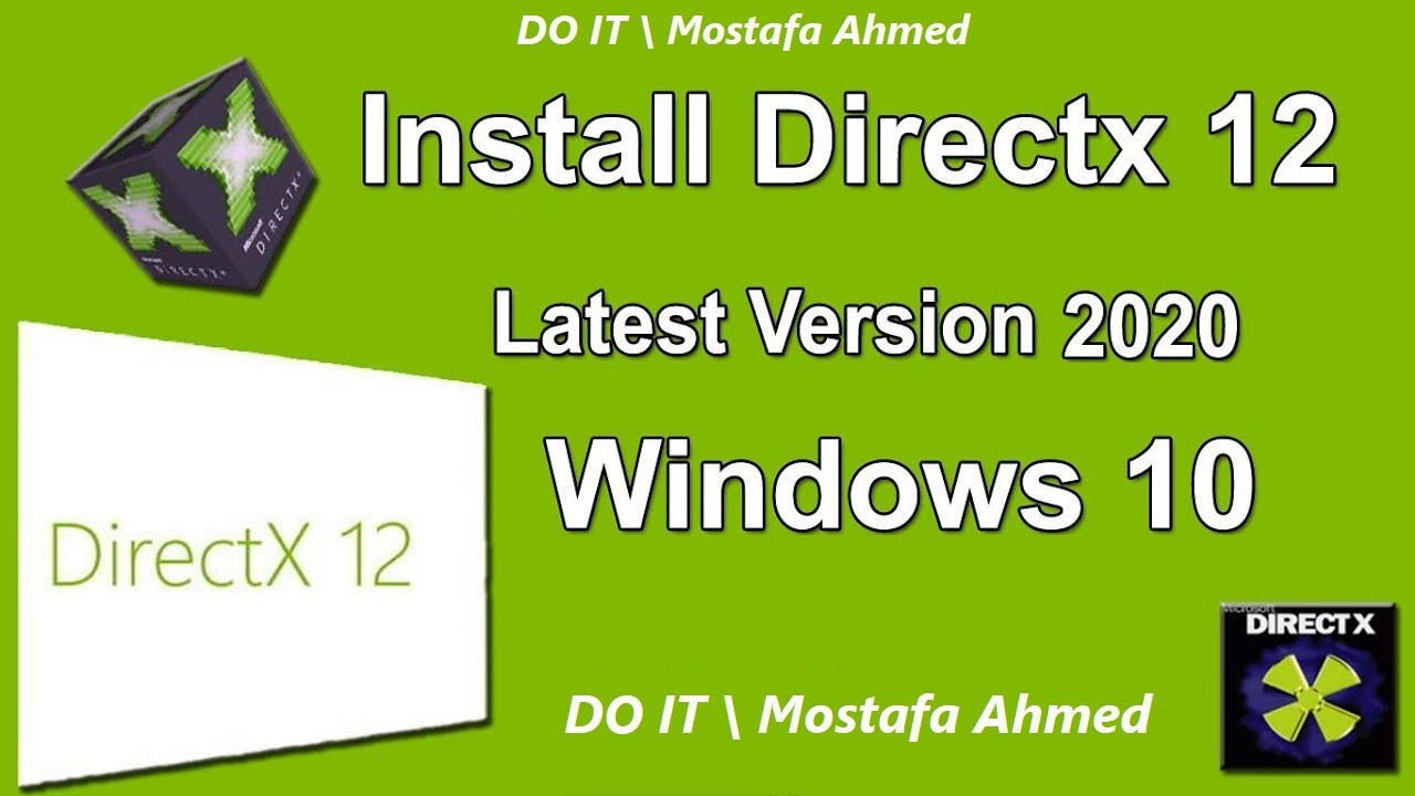 free download directx 12 for windows 8 64 bit