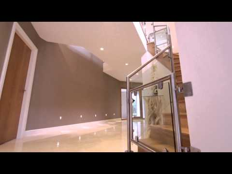 Asco Lights Contemporary Hallway Renovation