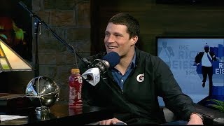 Carolina Panthers LB Luke Kuechly Weighs in on Super Bowl 52 - 2/1/18