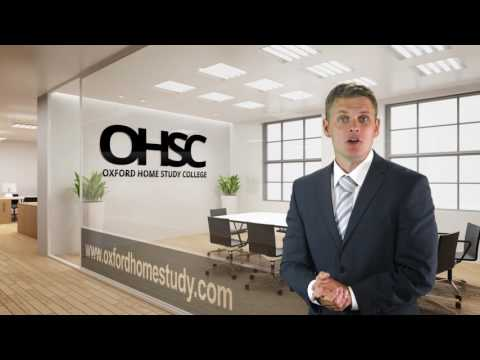 Oxford Home study College | Home Study Courses