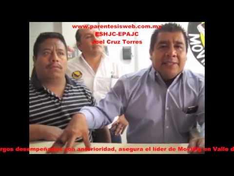 Movidig impulsa candidatura al gobierno mexiquense de Juan Zepeda