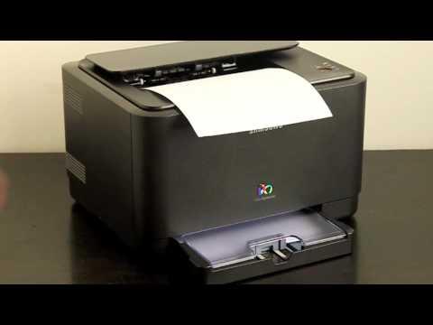Samsung CLP-310 Printer Driver for Windows 7