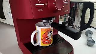 Кофеварка эспрессо ELECTROLUX …