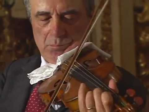 Bach in Tiradentes - Haroutune Bedelian - Sonata nº 1 in G minor BWV 1001