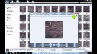 Hướng dẫn tải ảnh viễn thám trên Google Earth