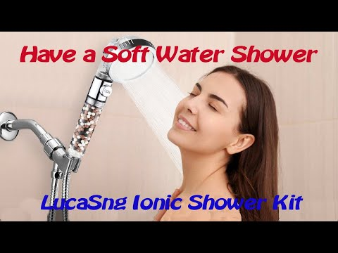 Download LucaSng Ionic Shower Head Kit