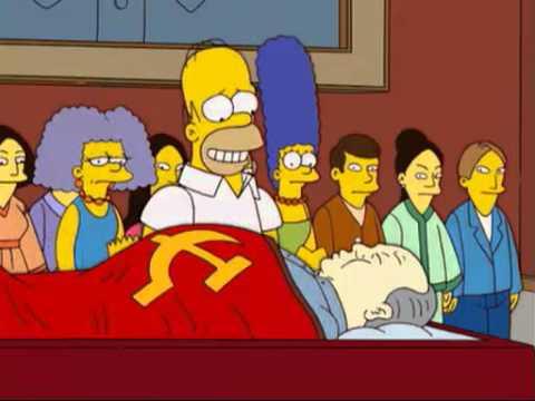 Simpsons - Chairman Mao