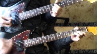 Mudhoney - Blinding Sun (play along)
