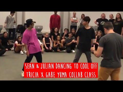 Tricia Miranda X Gabe Deguzman Collab Class Ft. Sean Lew & Julian Deguzman