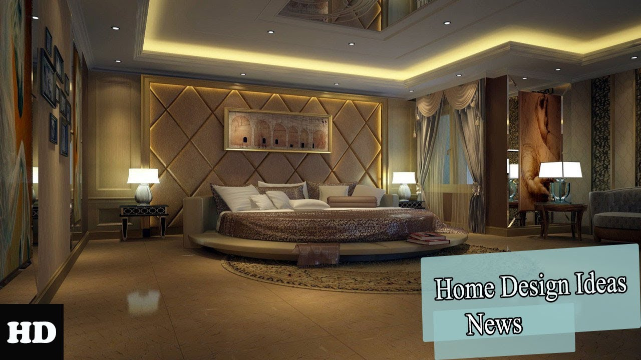 Best Luxury Bedrooms Design Ideas For Bedroom 2019 Youtube