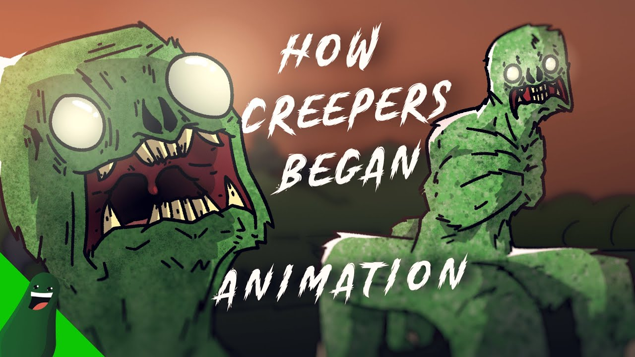 Download Minecraft: How Creepers Began (Animation)