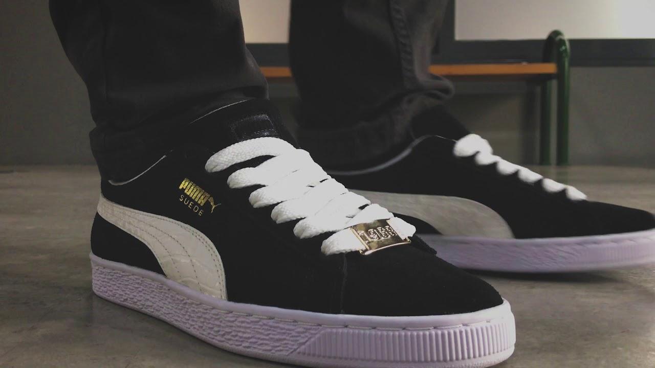 Puma SUEDE CLASSIC+ 90 | Puma suede, Suede, Sneakers