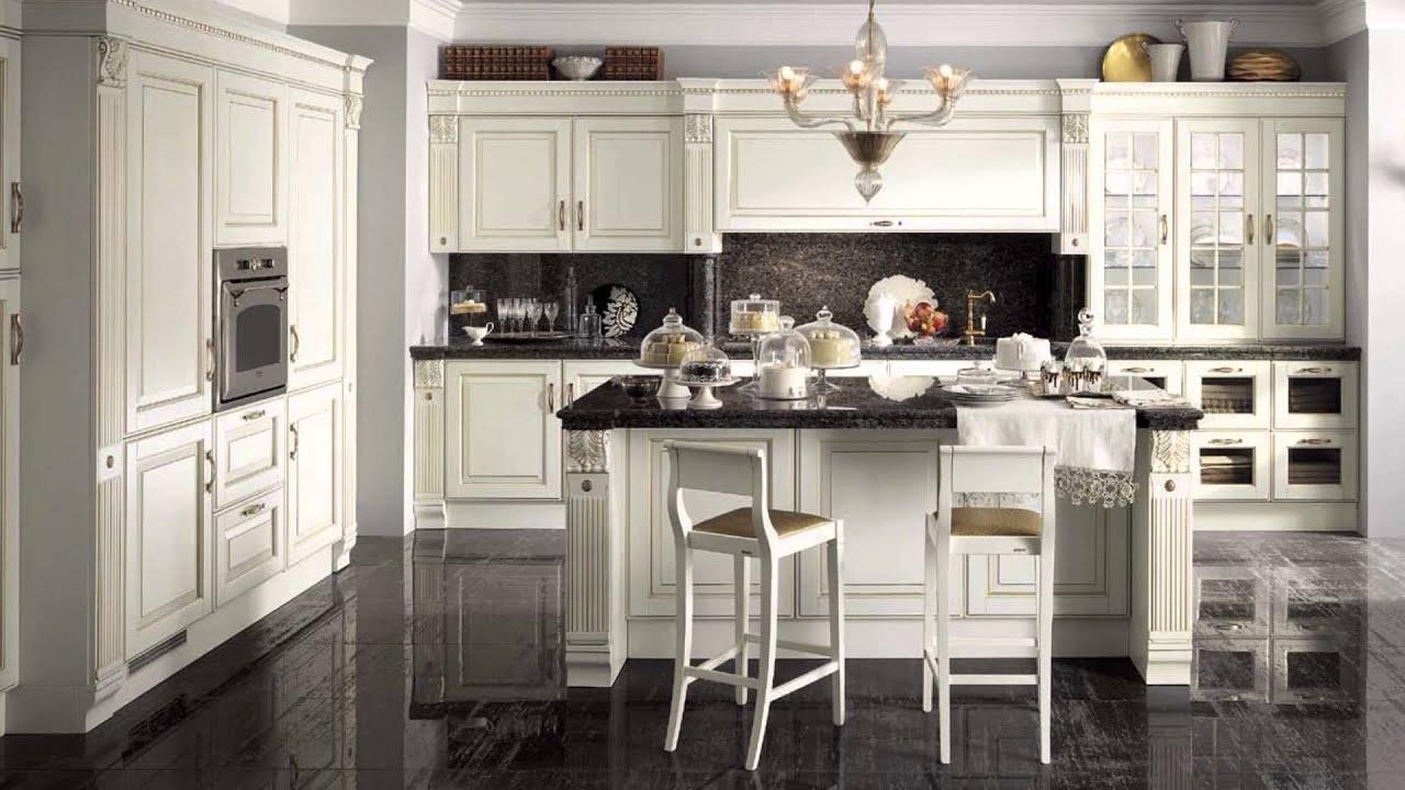 кухни фото итальянские