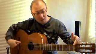 Bu gitara haqida satrlari (Aleksandr Fefelov)rattle Nima uchun 4 sabablari: