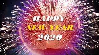 Happy New Year 2020 Happy New Year Countdown 2020 New Years Greeting Card ArtPencil