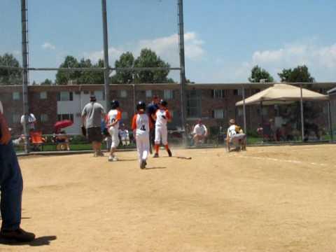 Philip Pickard - Home Run 6-19-2010